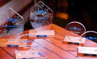 Calypso 2014 Awards ceremony