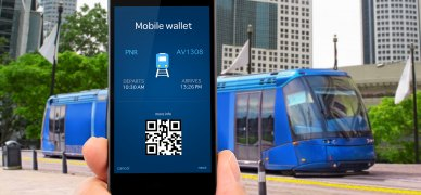 Are QR codes a long-term solution for smart ticketing?